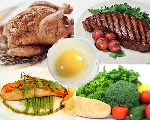 A megfelelő étrend idősek számára